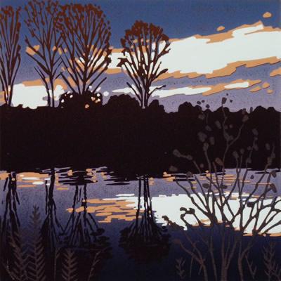 Brackley Reflections AP by Alexandra Buckle
