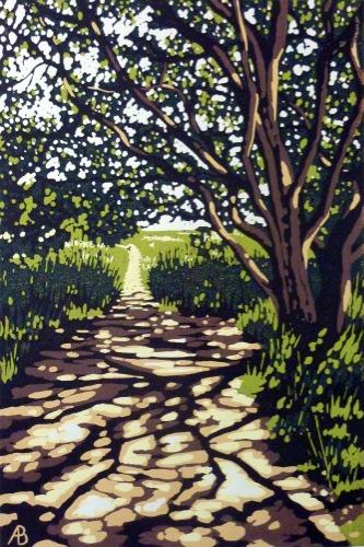 Snape Maltings Walk by Alexandra Buckle