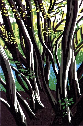 Tree Study #2 by Alexandra Buckle