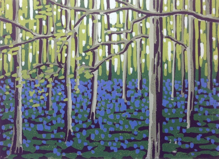 Bluebell Dream by Alexandra Buckle