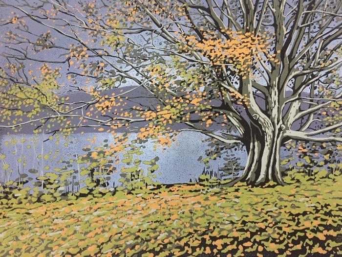 Grasmere Tree by Alexandra Buckle