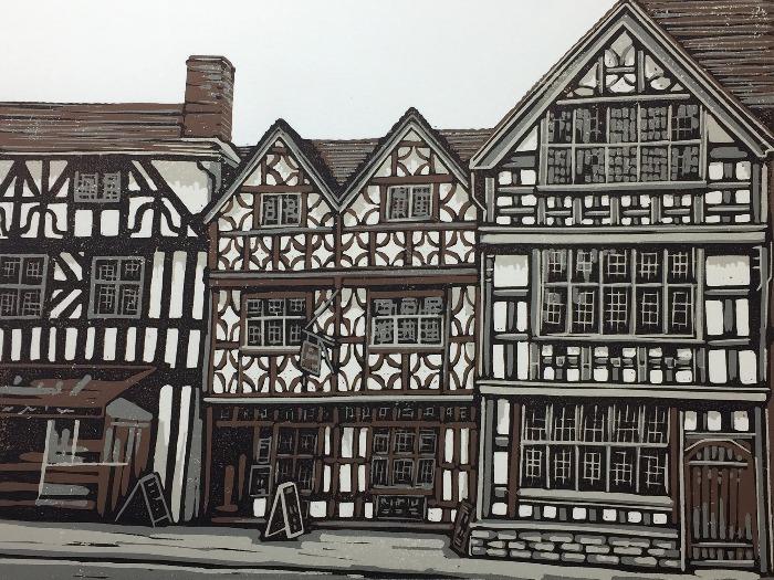 The Garrick Inn by Alexandra Buckle